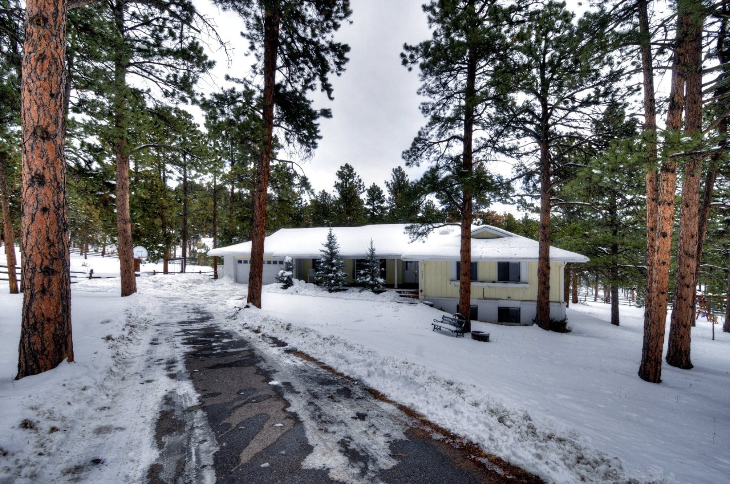 3056 Hiwan Drive Evergreen CO 80439